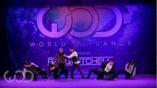 J-Rock | World of Dance Montreal #WODMTL '13