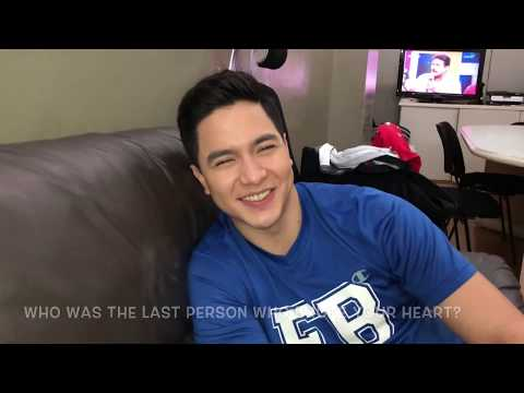 8 QUESTIONS with ALDEN RICHARDS