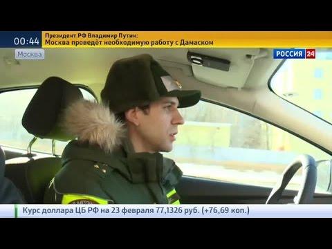 Машины с черными номерами, БТР и танки: будни военных автоинспекторов