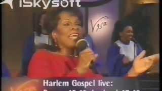 Harlem Gospel Singers featuring Tina Fabrique in Austria (medium clip)