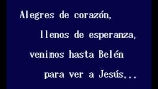 Adeste Fideles (karaoke cristiano)