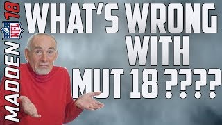 THE ISSUES WITH MUT 18