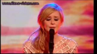 Diana Vickers - White Flag (Final Performance)