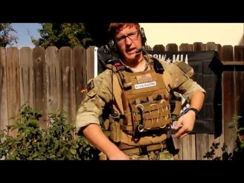 2015 USAF Pararescue Inspired Milsim West Loadout