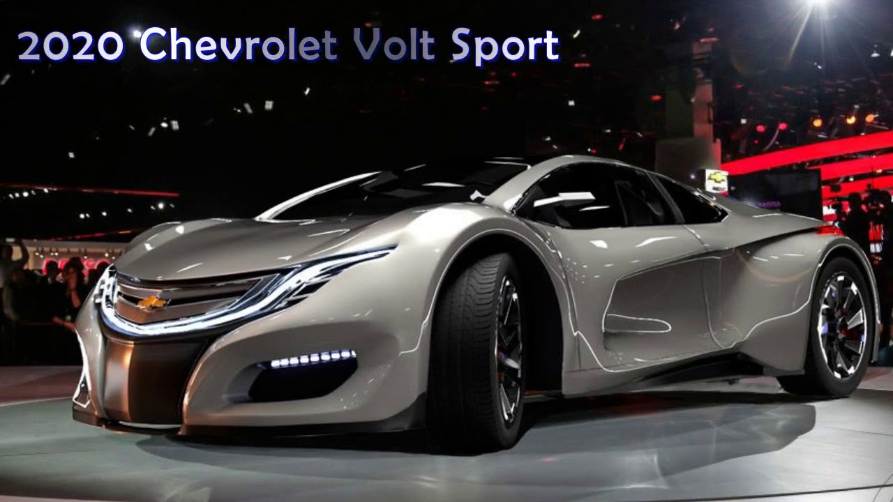 2020 Chevrolet Volt Sport - YouTube