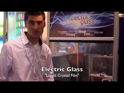 electric glass switchable privacy glass