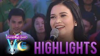 GGV: Bela Padilla, inamin na masaya sa kanyang pagbabalik sa ABS-CBN