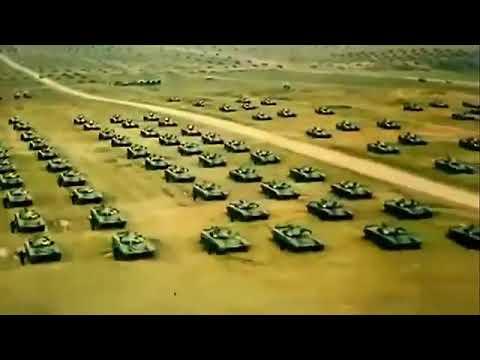Военная мощь СССР. Американцы всегда нас боялись!!!!