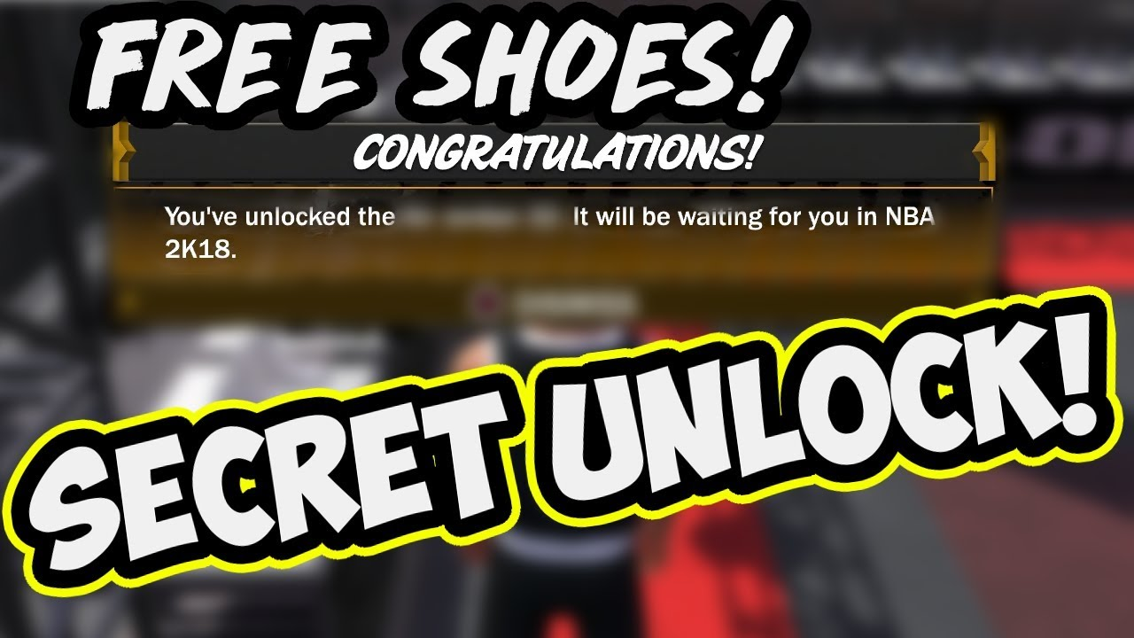 HOW TO GET FREE JORDANS!!! FREE SHOES FOR NBA 2K18