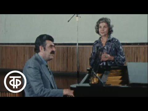 """Услышать сказку. Озвучивание мультфильма """"Стойкий оловянный солдатик"""" (1976)"""