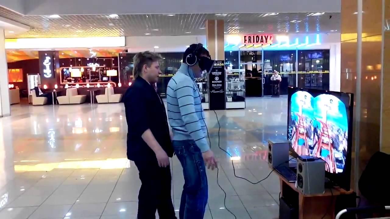 Czy wirtualna rzeczywistość i dobry dowcip idą w parze?