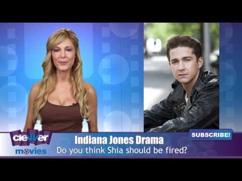 Harrison Ford Criticizes Shia LaBeouf Over 'Indiana Jones' Comments