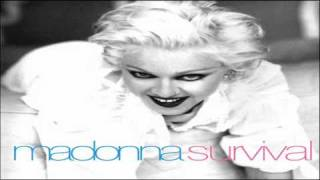 Watch Madonna Survival video