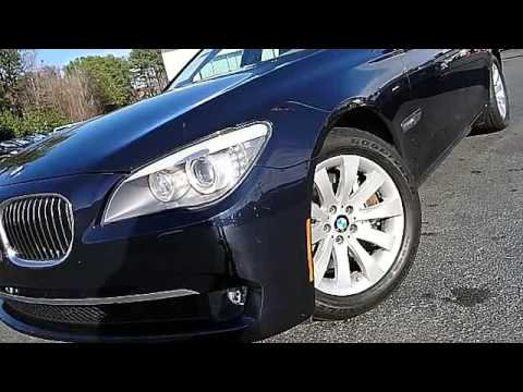 2009 Bmw 7 Series Atlanta Luxury Motors Duluth Ga