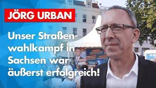 ❝Wir wollen stärkste Kraft werden!❞ | Jörg Urban