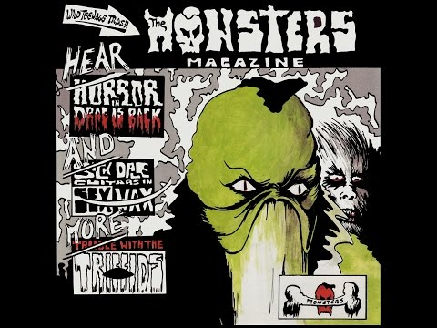 Клип The Monsters - The Creature From The Black Lagoon