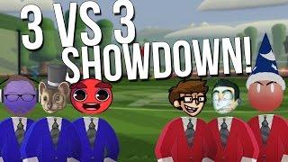 Supraball - THE NEXT E-SPORT - 3 VS 3 Showdown!