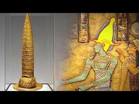 Der goldene Zauberhut der frühen Magier - Exorzist