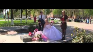 Трейлер свадьбы Сергея и Светланы 26 апреля 2014 год.г.Губкин