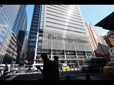 Hey New York Times: The Left BURIES The Right On YouTube