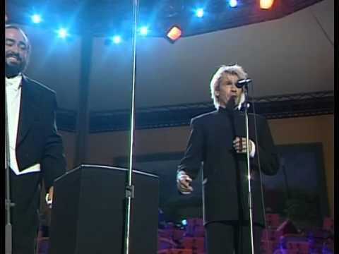 1998 Pavarotti, Luciano and Florent Pagny - La Donna È Mobile
