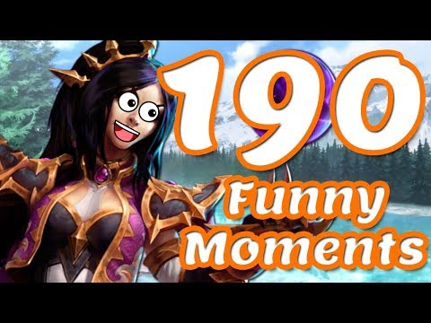 Heroes of the Storm: WP and Funny Moments #190