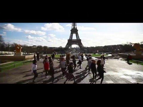 CHOREGRAPHIE KADIJA KATOUCHA - BURNITUP (JANET JACKSON FEAT. MISS ELLIOT) VIDEO CLIP PARIS.
