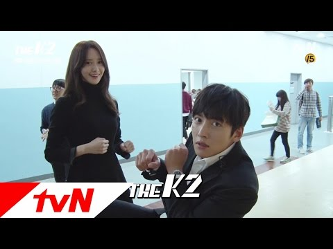 THE K2 [메이킹]더 케이투 촬영장 NG열전! 161029 EP.12