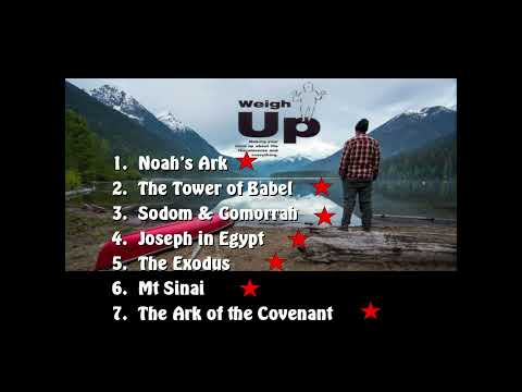 Download Bob Allen | Weigh Up Course | Series 3 Ep7 Ark of the Covenant
