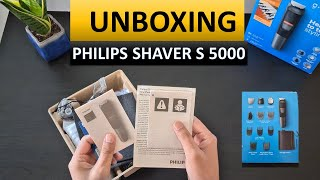Philips Shaver Unboxing - Mult…