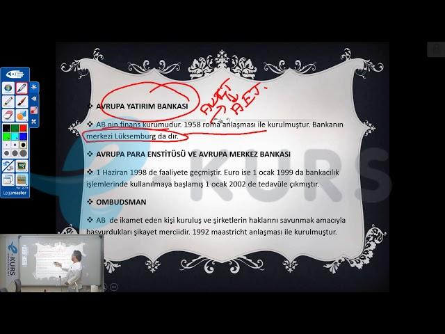 KPSS Vatandaşlık - Güncel Bilgiler / nettekurs.com
