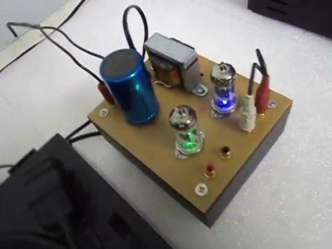 Pré amplificador Válvulado para Phono