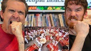 Shiv Jayanti Celebrations | Dhol Tasha | REACTION!!