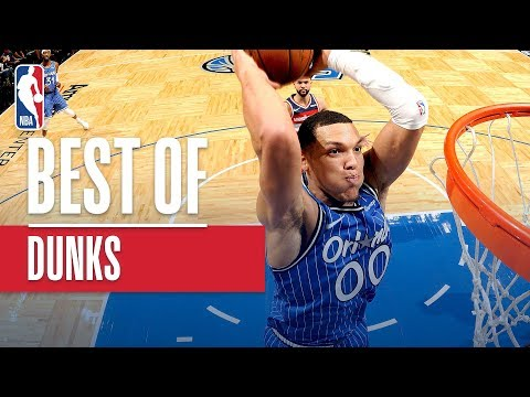 NBA's Best Dunks | 2018-19 Season | Part 1