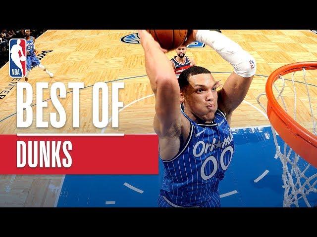 NBAs Best Dunks | 2018-19 Season | Part 1