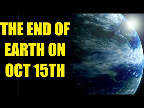 Doomsday Theory: World will come to an end on October 15th | Oneindia News