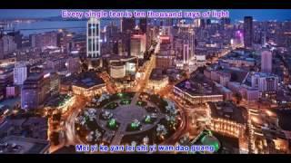 Escape Plan 逃跑计划 - Yi Wan Ci Bei Shang 一萬次悲傷 with pinyin lyrics and english translation