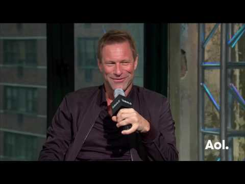 Aaron Eckhart On Meeting Steven Spielberg | BUILD Series