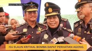 Download Isu elaun kritikal bomba dapat perhatian Agong Mp3 and Videos