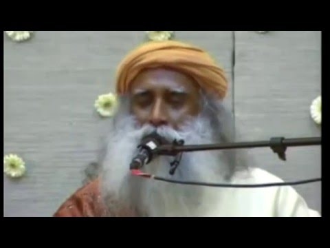 Sadhguru - Try not to manage the relationship except enhance yourself to who you are