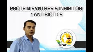 pharmacology antibiotics