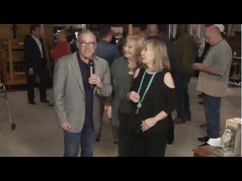 Marla Adams and Beth Maitland   Y&R 45th Anniversary Celebration