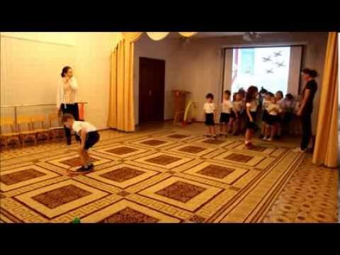 День защитника отечества в детском саду № 2555