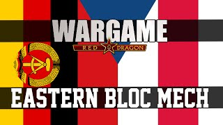 Wargame: Red Dragon - East Bloc Mechanized - Deck Review