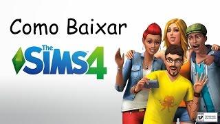 Tutorial Como baixar The Sims 4  sem Torrent