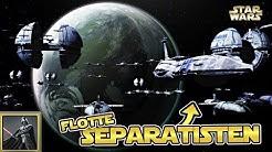 Star Wars: Alle Raumschiffe der Flotte der Separatisten [CANON]