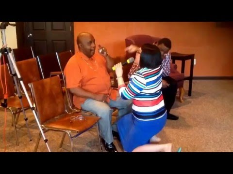 Profecia dada al Profeta Charles Carson,por Pastora Evelyn Hernandez