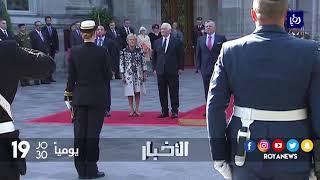 جلالة الملك يبحث مع الحاكم العام لكندا العلاقات الثنائية ومستجدات الأوضاع الإقليمية والدولية