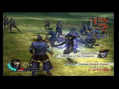 Samurai Warriors 3 - Hanzo's Story 5 - The Osaka Campaign