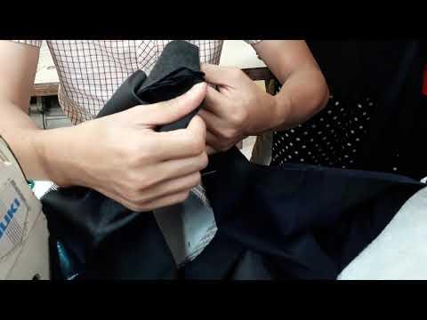 Tra Cổ áo Vest Nam